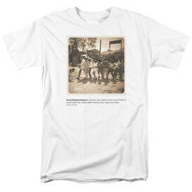 Sandlot Pantywaist Short Sleeve Adult T-Shirt