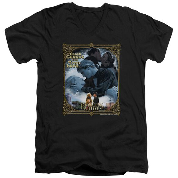 Princess Bride Timeless Short Sleeve Adult V Neck T-Shirt