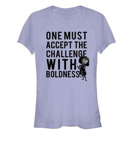 Incredibles 2 - One Must Accept The Challenge With Boldness T-Shirt