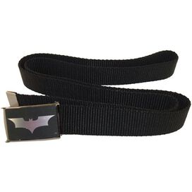 Batman Dark Knight Logo Mesh Belt