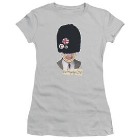 Mr Bean Bff Short Sleeve Junior Sheer T-Shirt