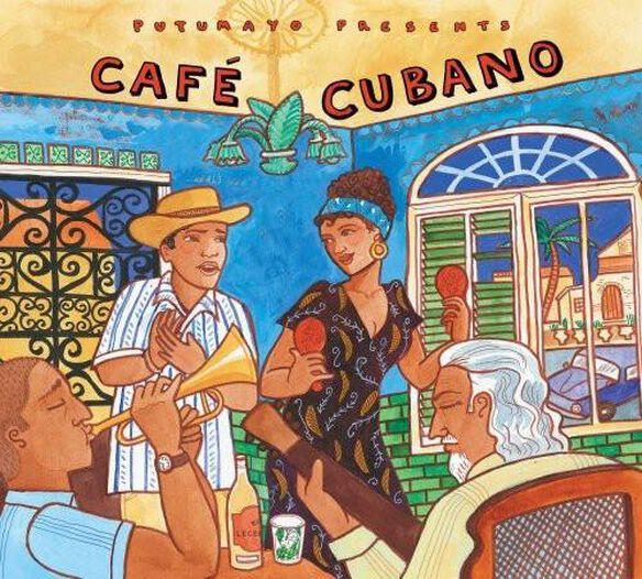 Various Artists - Cafe Cubano