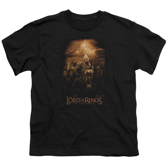 Lor Riders Of Rohan Short Sleeve Youth T-Shirt