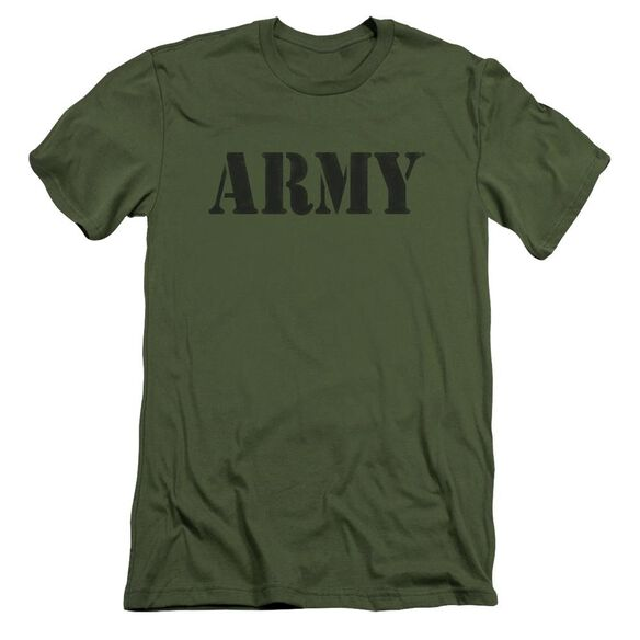 Army Army Short Sleeve Adult Military T-Shirt