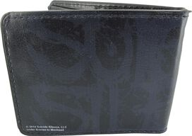 Suicide Silence White Name Wallet