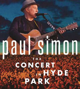 Paul Simon - The Concert In Hyde Park