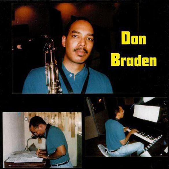 Don Braden - Open Road