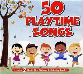 The Little Sunshine Kids - 50 Playtime Songs for Kids