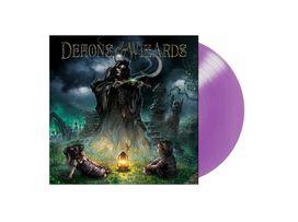 Demons & Wizards - Demons & Wizards [Exclusive Opaque Violet Vinyl]