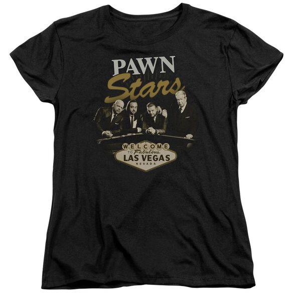 Pawn Stars Let It Roll Short Sleeve Womens Tee T-Shirt