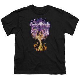 Deep Purple Phoenix Rising Short Sleeve Youth T-Shirt