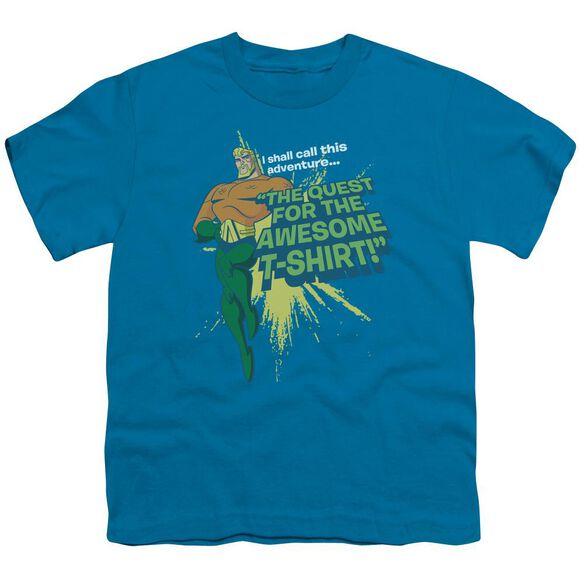 Batman Bb The Quest Short Sleeve Youth T-Shirt