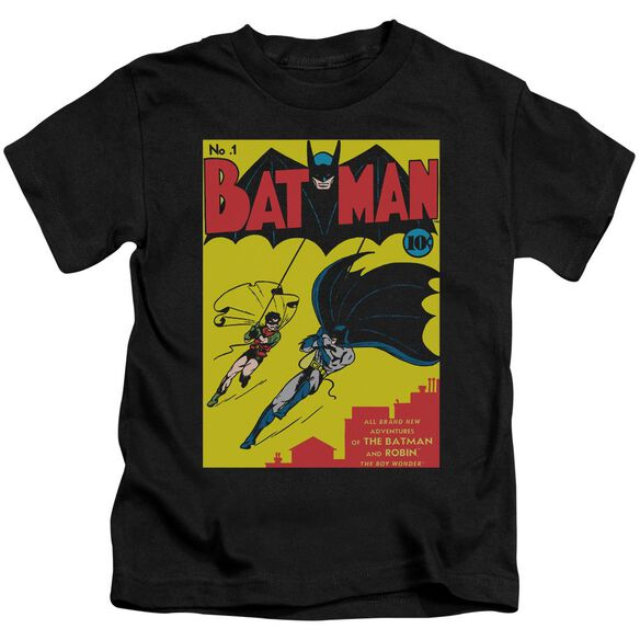 Batman Batman First Short Sleeve Juvenile T-Shirt