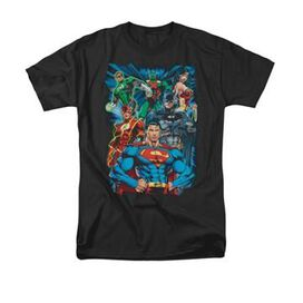 Justice League Justice Is Served T-Shirt