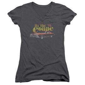 Pontiac Fly The Coupe Junior V Neck T-Shirt