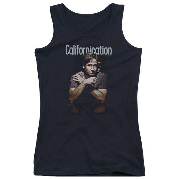Californication Smoking Juniors Tank Top