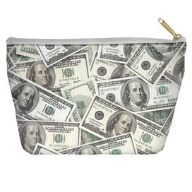 Hundred Dollar Bills Accessory Pouch