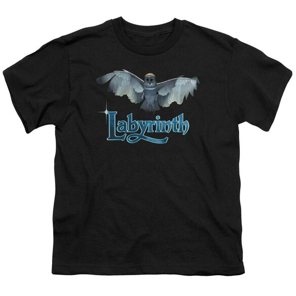 Labyrinth Title Sequence Short Sleeve Youth T-Shirt