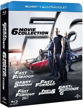 Fast & Furious: 1-6 Collection
