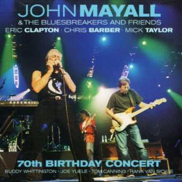 70 Th Birthday Concert