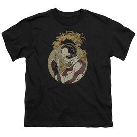Rai Japanese Print Short Sleeve Youth T-Shirt