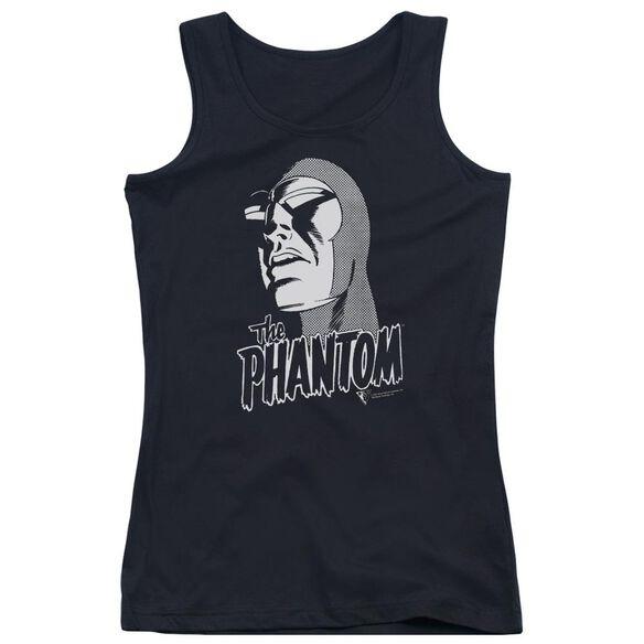 Phantom Inked Juniors Tank Top