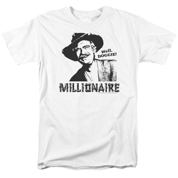 Beverly Hillbillies Millionaire Short Sleeve Adult T-Shirt