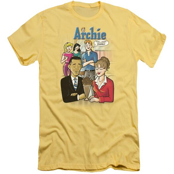 Archie Comics Anything's Possible Hbo Short Sleeve Adult T-Shirt