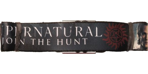 Supernatural Brothers Close Seatbelt Belt