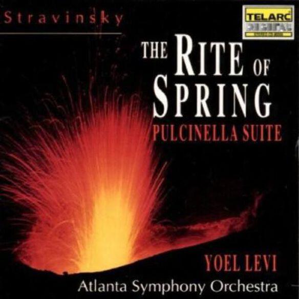 John Ringer - Rite of Spring / Pulcinella Suite