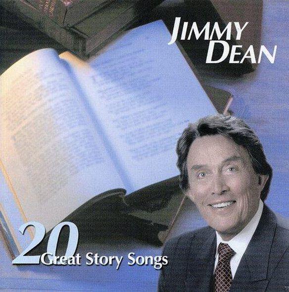 Jimmy Dean - 20 Great Story Songs