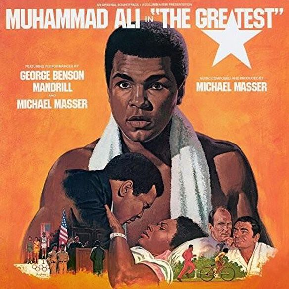 Muhammad Ali In The Greatest (Score) / O.S.T.