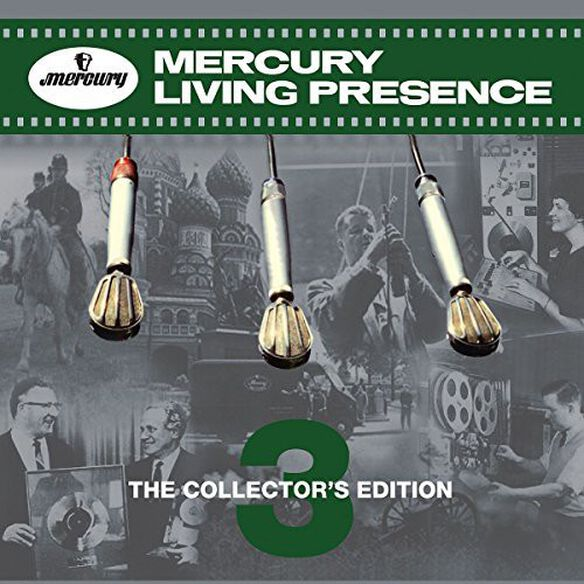 Various Artists - Mercury Living Presence 3