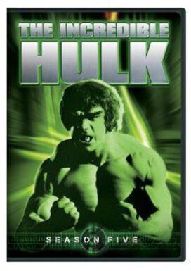 The Incredible Hulk: Season Five