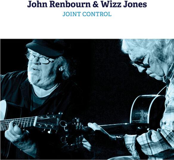 John Renbourn Wizz Jones - Joint Control