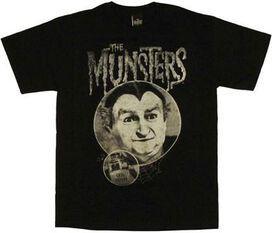 Munsters Grandpa T-Shirt