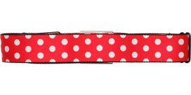 Minnie Mouse Polka Dots Seatbelt Mesh Belt
