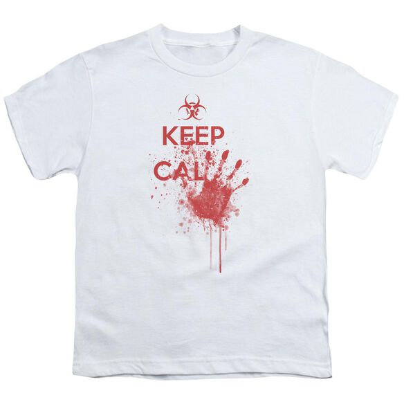 Keep Cal Short Sleeve Youth T-Shirt