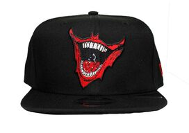 New Era 9FIFTY Batman Laughing Joker Snapback Hat