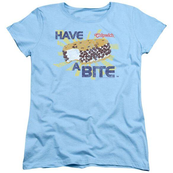 Chipwich Bite Short Sleeve Women's Tee Light T-Shirt