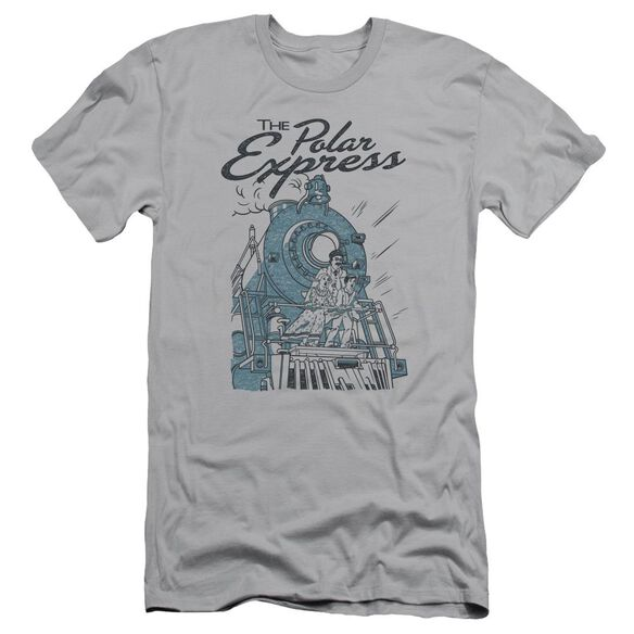 Polar Express Rail Riders Short Sleeve Adult T-Shirt