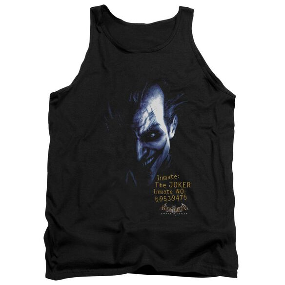 Batman Aa Arkham Joker Adult Tank