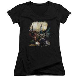 Labyrinth Sarah & Ludo Junior V Neck T-Shirt