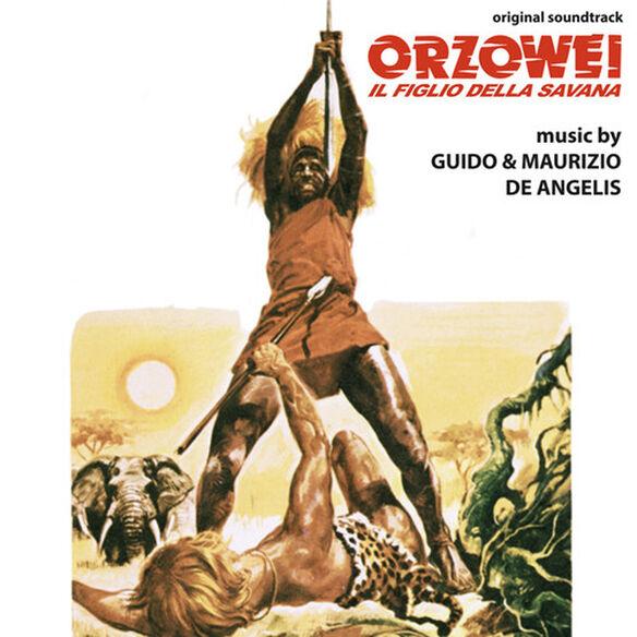 Guido Angelis / Maurizio - Orzowei Il Figlio Della Savana (100 Edition) (Original Soundtrack)