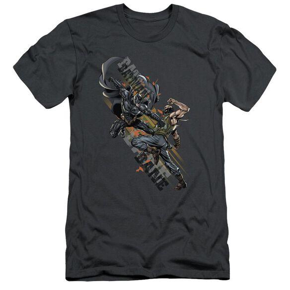 Dark Knight Rises Attack Short Sleeve Adult T-Shirt