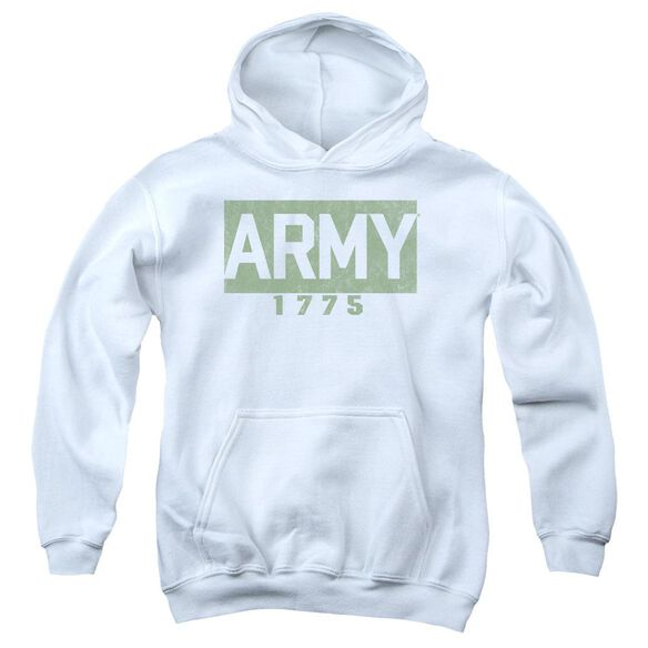 Army Block Youth Pull Over Hoodie
