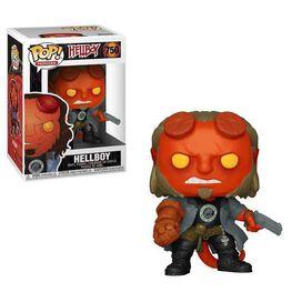 Funko Pop!: Hellboy [w/ BPRD Tee]