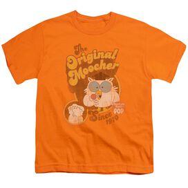 Tootsie Roll Original Moocher Short Sleeve Youth T-Shirt