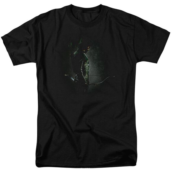 Arrow In The Shadows Short Sleeve Adult T-Shirt