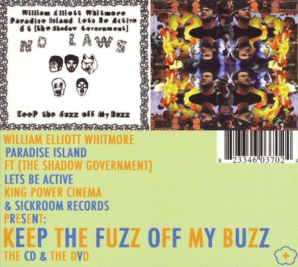 Keep The Fuzz Off(Cd/Dvd)